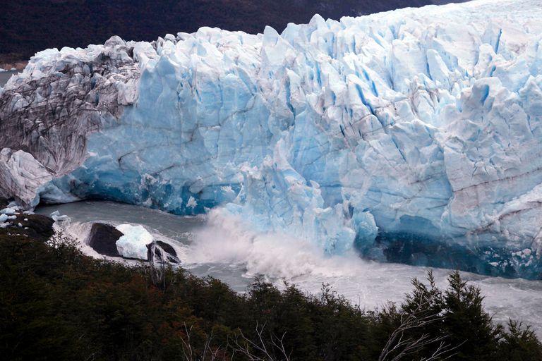 Los glaciares de la Patagonia, entre los que más hielo perdieron en el mundo