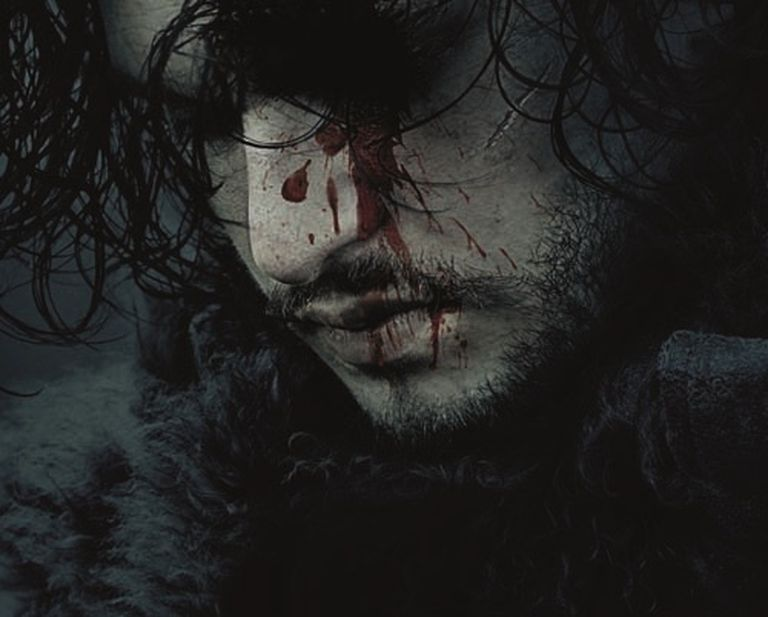 Game of Thrones. Afiche promocional. HBO