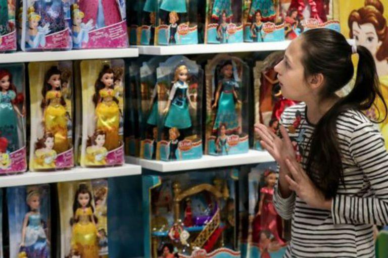 La línea de Princesas Disney Princes le representa a la compañía un estimado de US$3.000 millones al año.
