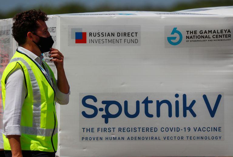 Rusia brindó nuevos datos sobre la vacuna Sputnik V