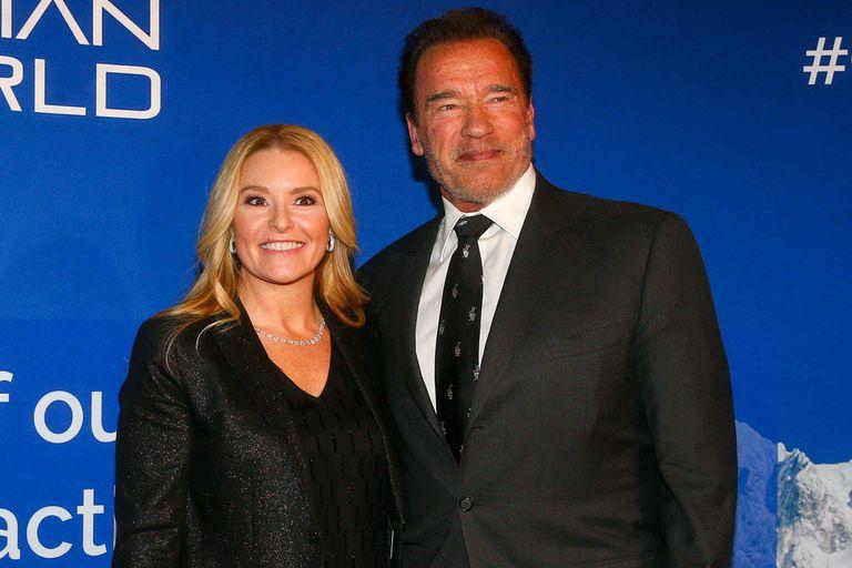 La discreta relación amorosa de Schwarzenegger con Milligan cumple 7 años