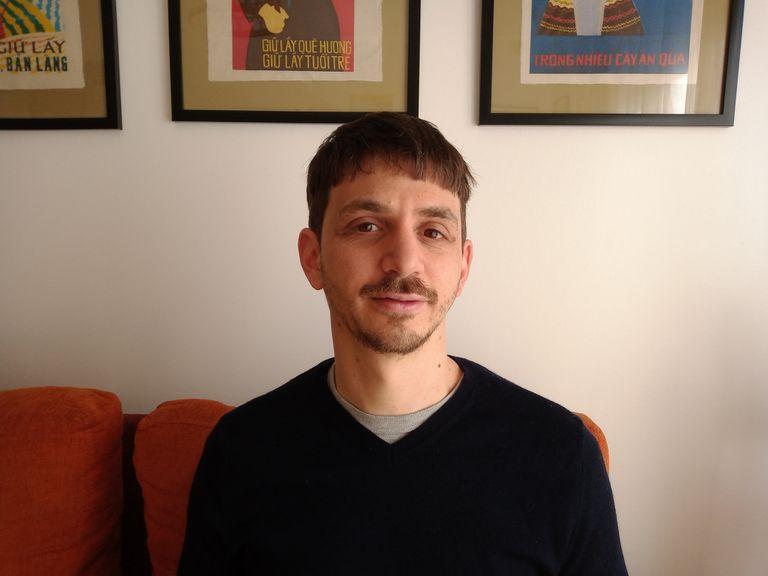 El sociólogo Ezequiel Saferstein