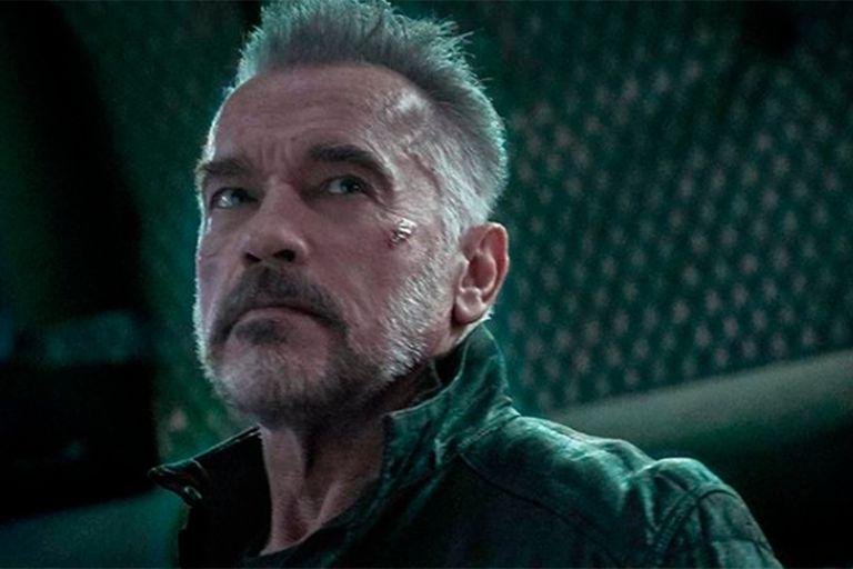 Arnold Schwarzenegger fue una de las celebridades que debió ser evacuada a causa de la proximidad del fuego