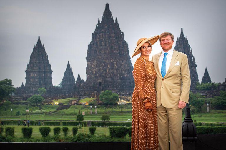 Durante cuatro días visitaron Yakarta, Yogyakarta en la isla de Java y las islas de Borneo y Sumatra. Y, aunque tomaron medidas preventivas contra el coronavirus, se mostraron tan cercanos como de costumbre