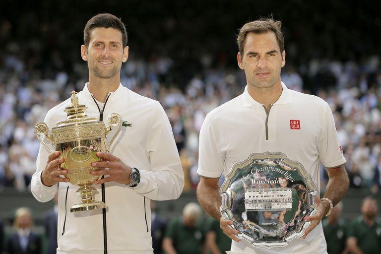Djokovic y Nadal, los jugadores con mayores ganancias oficiales