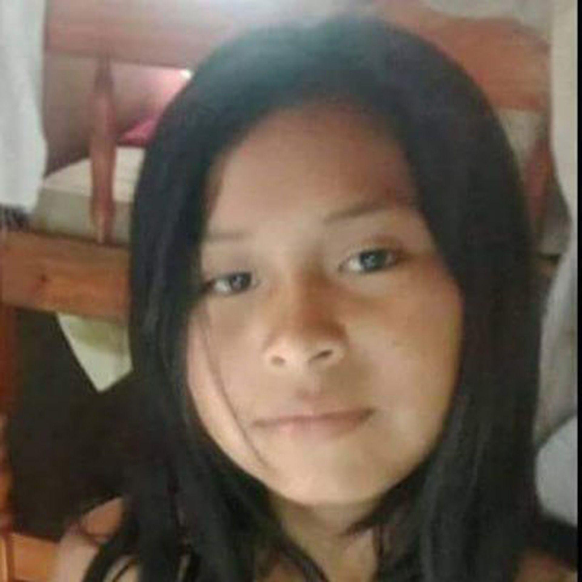 Delia Gerónimo Polijo traslasierra, Córdoba: no se sabe nada de ella desde el 18 de septiembre pasado. Tiene 14 años
