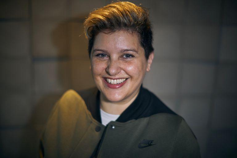 Pamela Scheurer, creadora de Nubimetrics