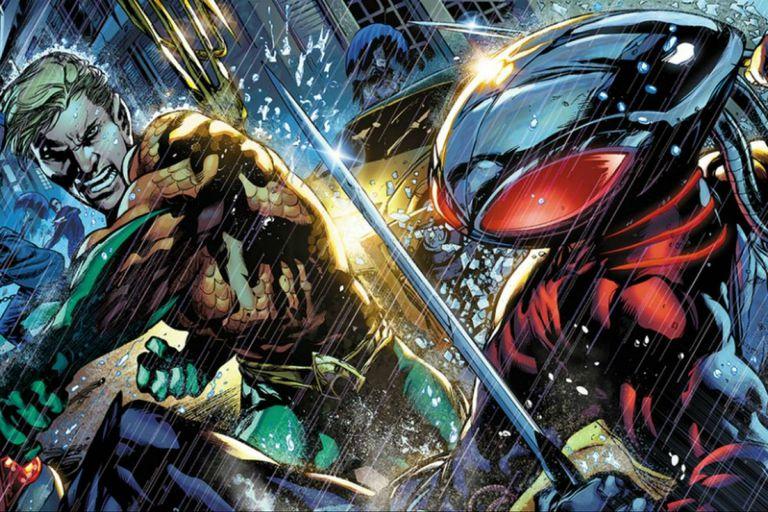 Black Manta será el principal villano contra el que deba combatir Aquaman