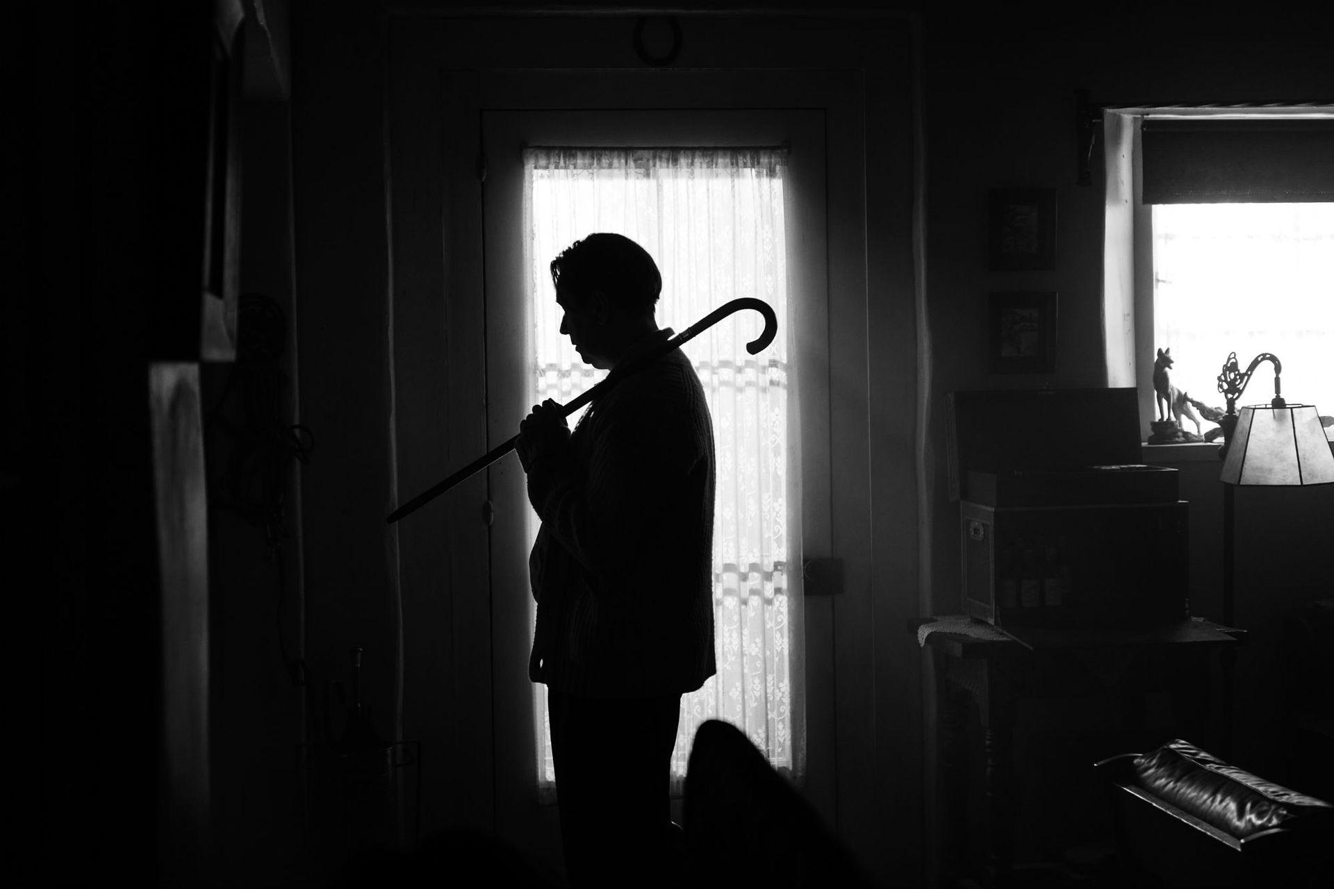 Gary Oldman como Herman Mankiewicz