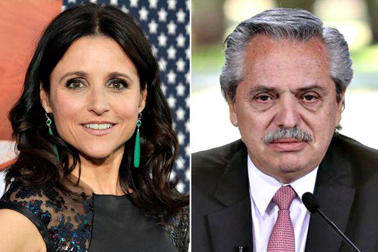 """Cuál era la serie favorita de Alberto Fernández donde """"una vicepresidenta se queda con la presidencia"""""""