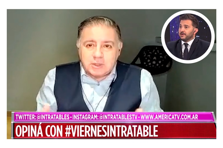 """Fabián Doman habló del coronavirus de Diego Brancatelli: """"Él no tiene la culpa"""""""