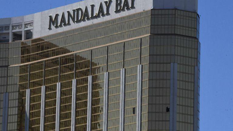 El atacante disparó desde el piso 32