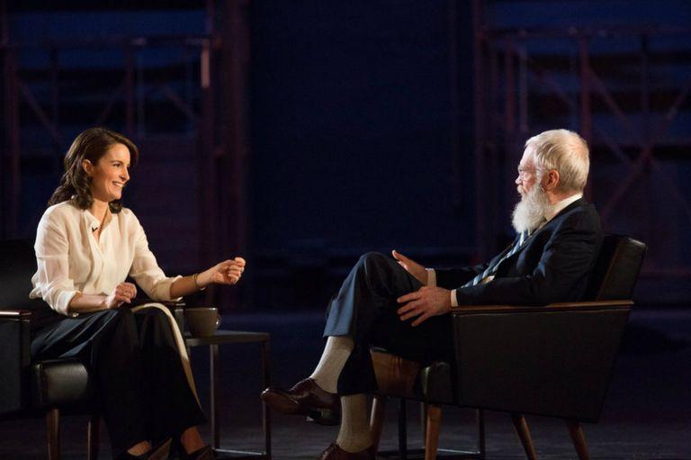 Fey, fue la más reciente invitada del ciclo de entrevistas de David Letterman en Netflix