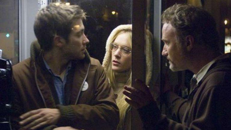 David Fincher dirige a Jake Gyllenhaal y Chloe Sevigny en Zodíaco
