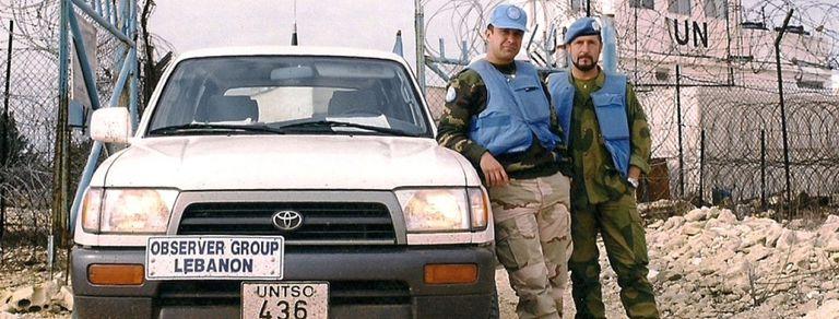 Por el mundo y en constante peligro: así trabajan los cascos azules argentinos