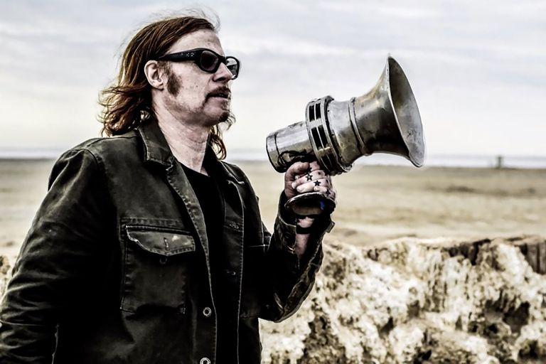 Mark Lanegan: su amistad con Cobain y Bourdain y su lucha contra las adicciones