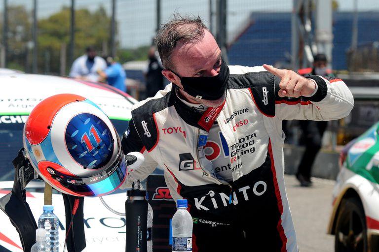 Barrichello. Dos triunfos en el Súper TC2000, con recuerdos de la Fórmula 1