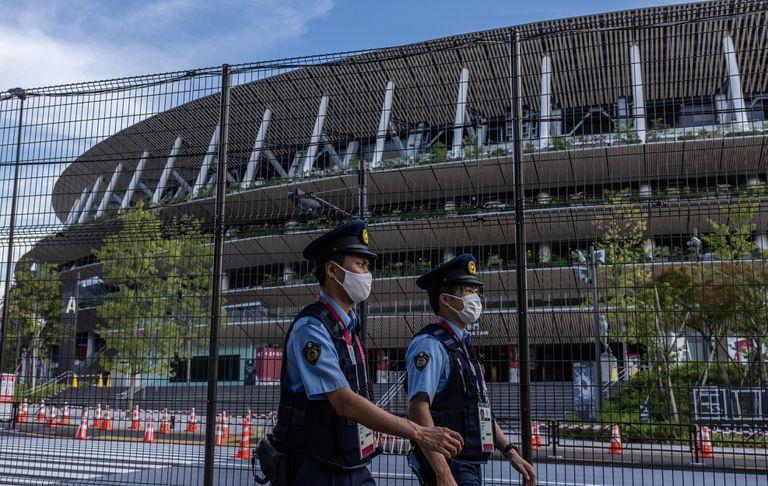 Tokio registró un nuevo récord de contagios de Covid-19 y amplió la emergencia sanitaria