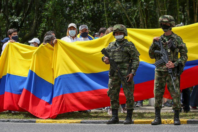 Tensión en Colombia: primer cara a cara de Duque con líderes de las protestas