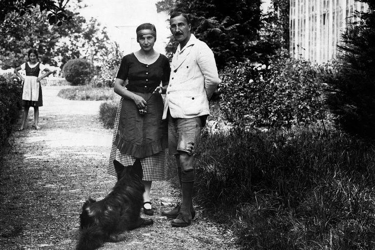 Stefan Zweig. A 80 años de su muerte reeditan los libros del humanista