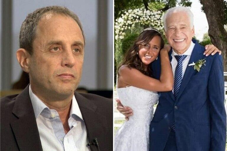 El periodista opinó sobre el anuncio de paternidad que hizo Alberto Cormillot e hizo polémicos comentarios sobre la edad del médico