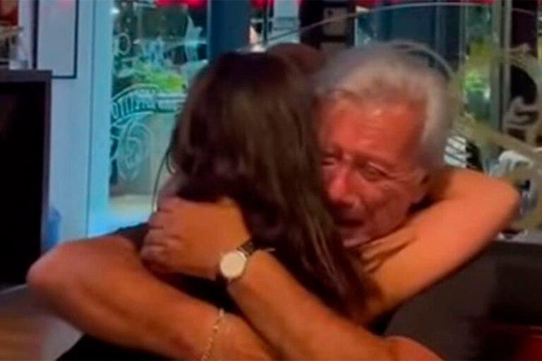 La conmovedora sorpresa que dejó sin palabras a Juan Alberto Mateyko