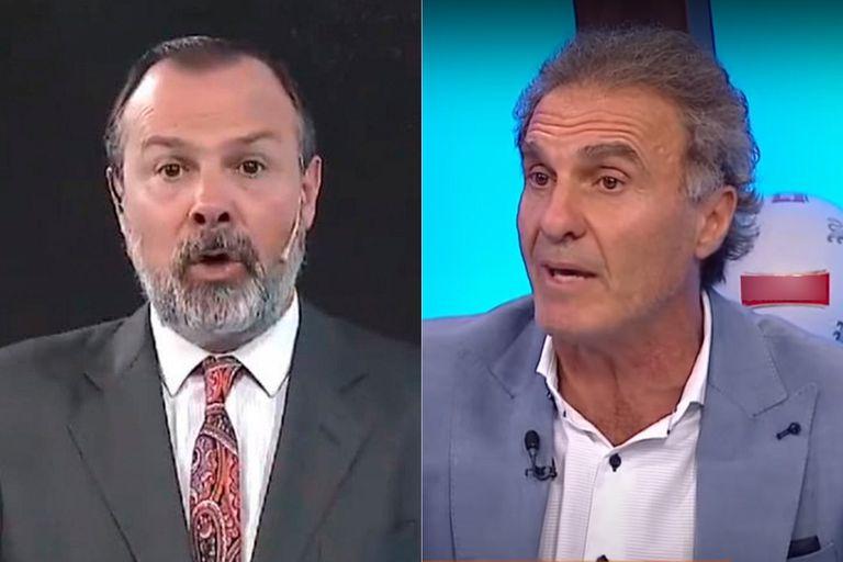 Oscar Ruggeri, durísimo con Gustavo Sylvestre por sus dichos sobre las Malvinas