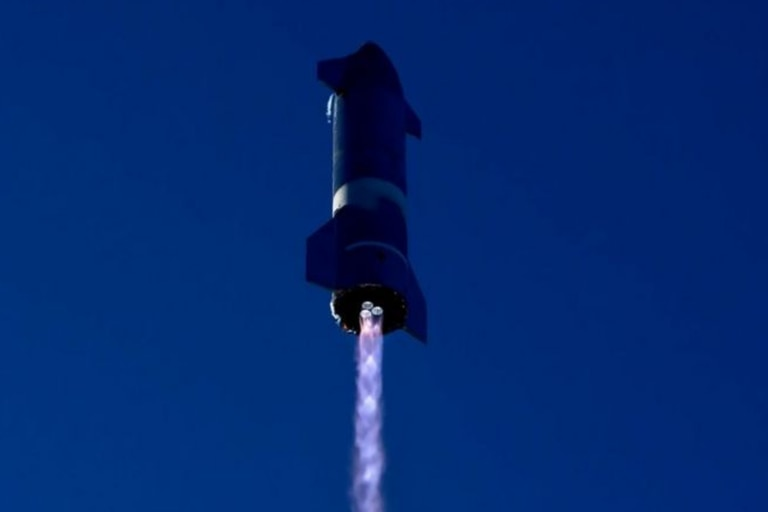 Los motores de la Starship Raptor son excepcionales, al usar metano como combustible