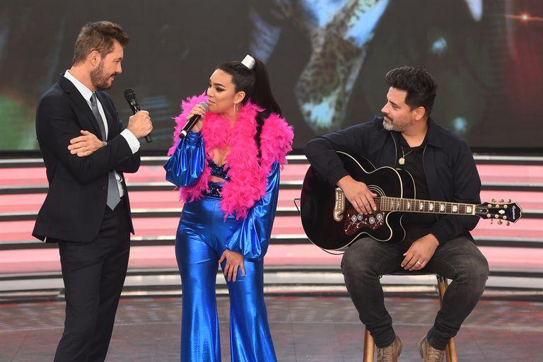 La Academia: la canción de Ángela Leiva que emocionó hasta las lágrimas a Marcelo Tinelli
