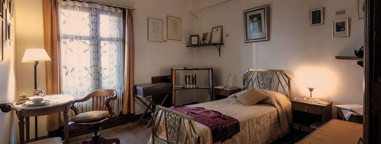 Hotel Castelar. Cómo era la habitación de García Lorca