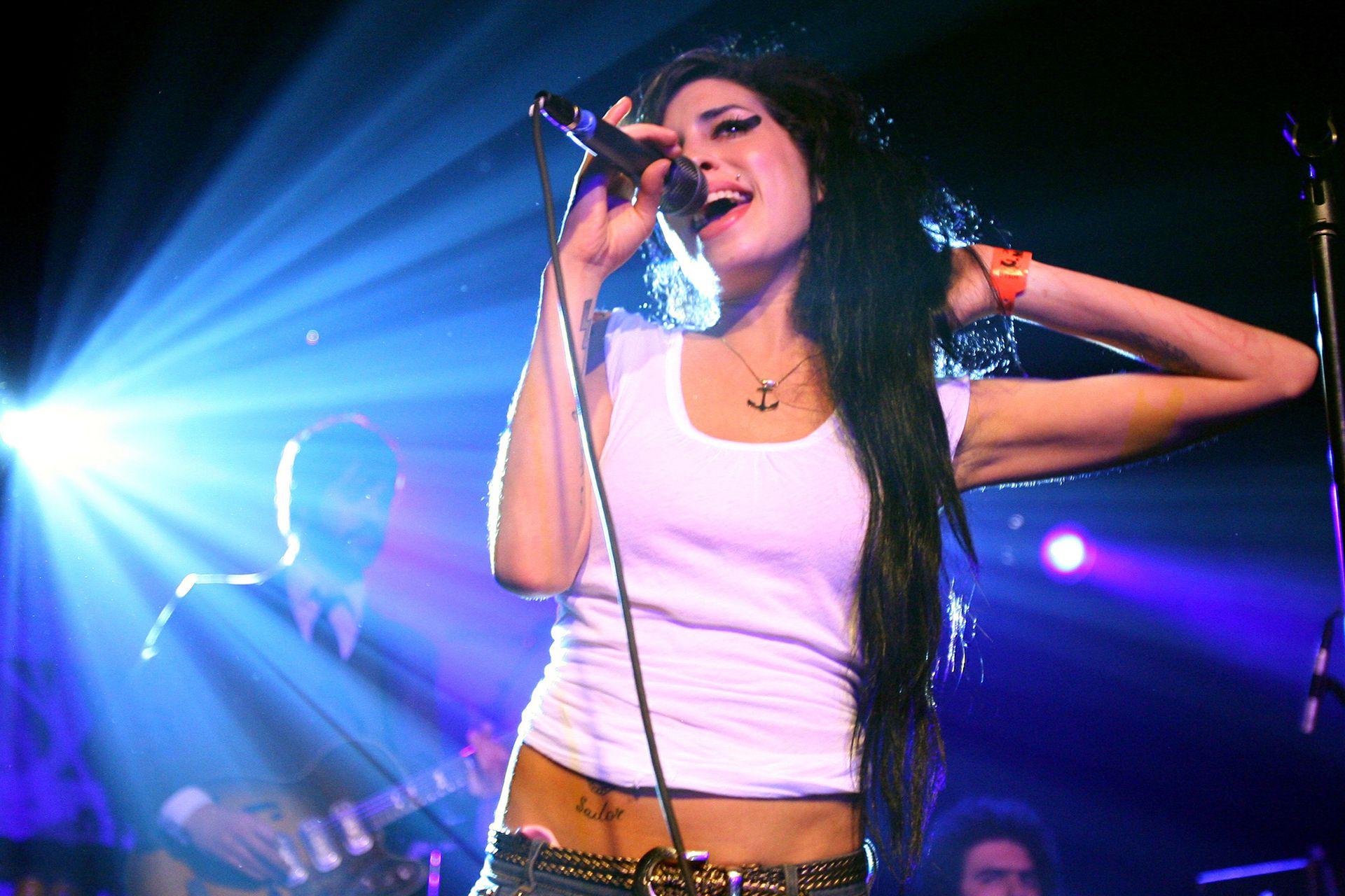 Amy Winehouse (Photo by John Shearer/WireImage)
