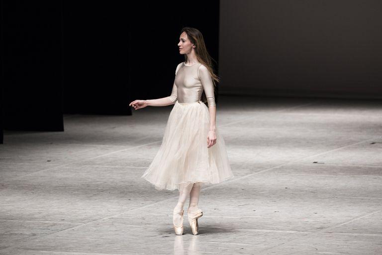 """Solista del Ballet de Hamburgo, la entrerriana Florencia Chinellato bailará """"La dama de las camelias"""", de John Neumeier"""