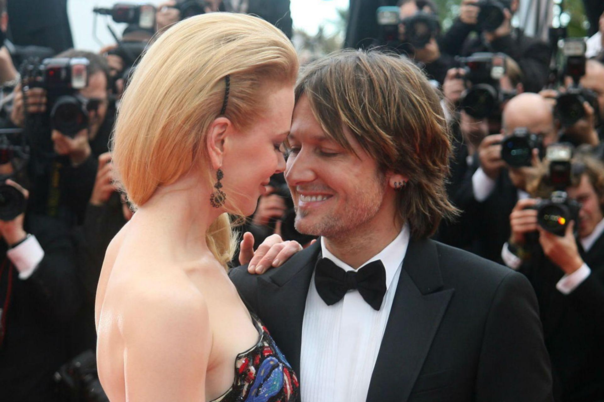Nicole Kidman y Keith confesaron que se encontraron en el momento ideal, cuando ambos se sentían muy solos