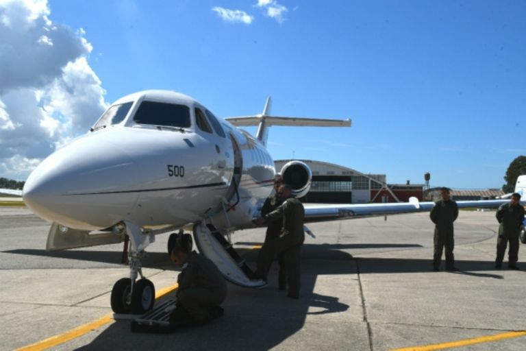 Subasta en Uruguay. Un argentino compró el avión presidencial por US$180.000