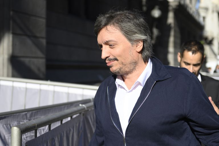 """Máximo Kirchner: """"Los nombres del Gabinete los decide Alberto"""""""