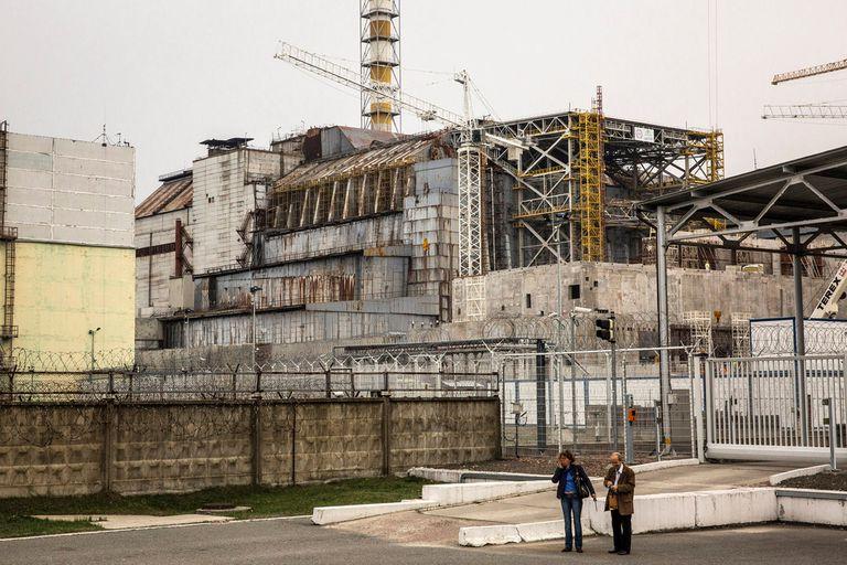 Chernóbil en 2016, 30 años después del accidente