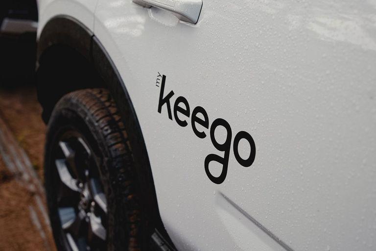 A través de la app MyKeego, las personas podrán reservar desde sus celulares de forma ágil y 100 % digital una Ranger, una Ranger Raptor o una Bronco Sport