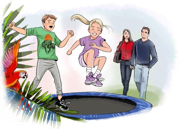 Con las clases con horario reducido pero el clima aún bondadoso, puede ser momento para explorar actividades urbanas con los chicos. Propuestas con el ojo de Club.
