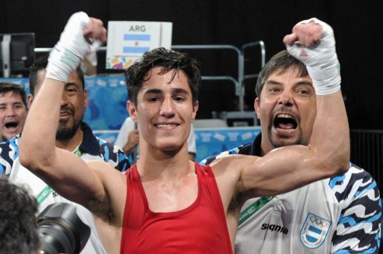 Buenos Aires 2018: Cuello ganó la medalla de bronce en la categoría peso gallo