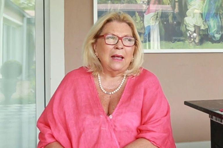 Elisa Carrió pidió el juicio político contra Eugenio Zaffaroni