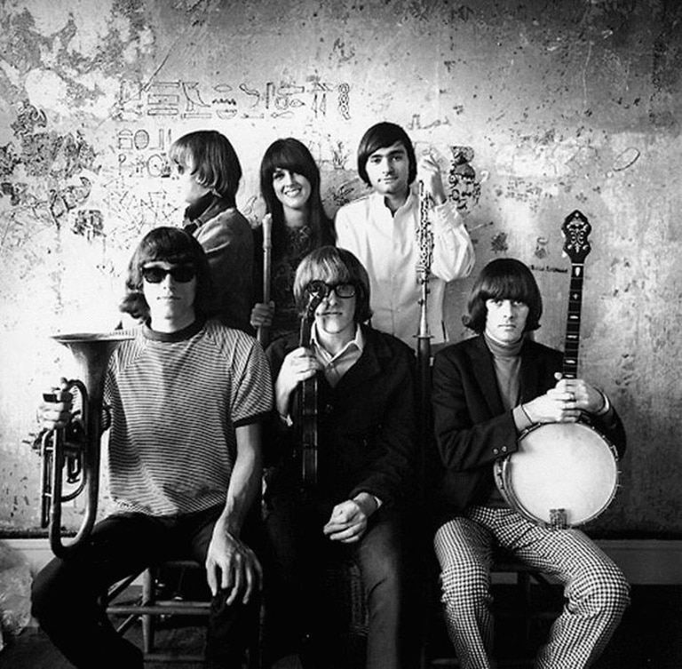 Jefferson Airplane, la banda que, desde el local de San Francisco The Matrix, definió el sonido de la generación hippie