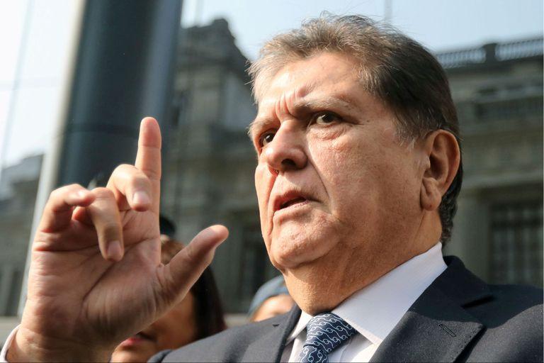 Caso Odebrecht: el expresidente peruano Alan García pidió asilo a Uruguay