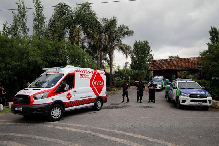 Diego Maradona murió en la casa del barrio San Andrés a la que se había mudado