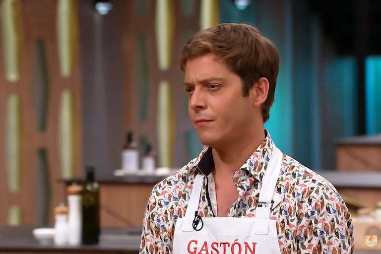 El actor de Casi Ángeles enfrentado con el jurado.