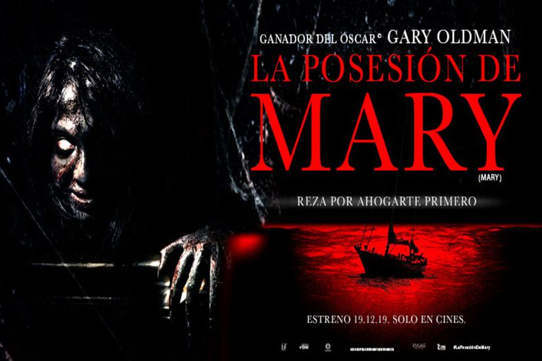 """La posesión de Mary"" de Michael Goi"
