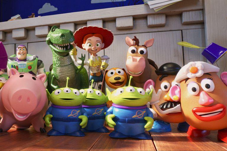 Récord histórico: Toy Story, la película más vista de la taquilla argentina