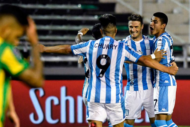 Copa Superliga: Racing lo dio vuelta a Aldosivi en un partidazo con siete goles