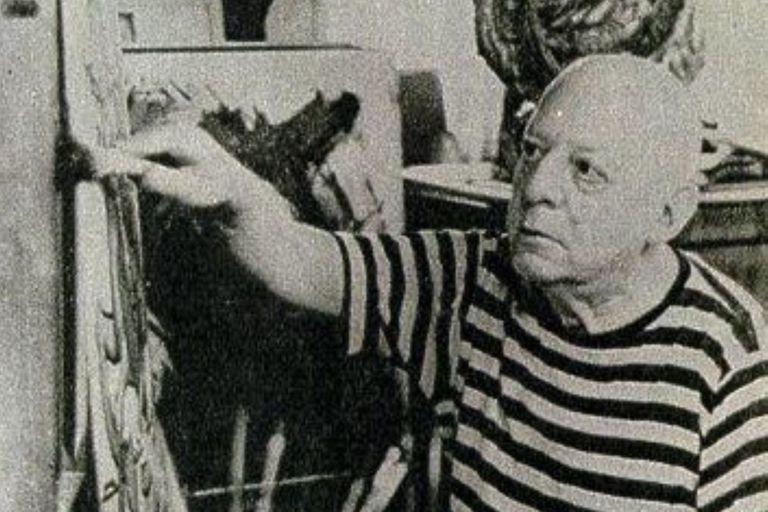 Benjamín Solari Parravicini, más conocido como el Nostradamus argentino, fue un artista que se hizo famoso por los dibujos proféticos que realizó a lo largo de su vida