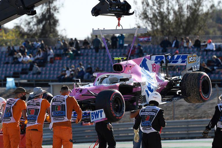 F. 1: las llamas de Gasly, el choque de Verstappen y la polémica de Hamilton