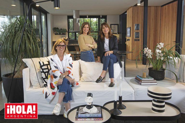Las diseñadoras favoritas de Juliana Awada nos invitan a recorrer su trabajo más personal